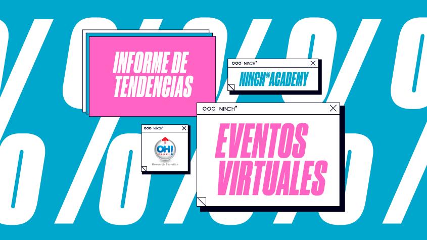 ¡Nosotros te avisamos! Más del 77% de los argentinos apuestan por los eventos virtuales